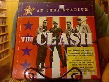 The Clash Live at Shea Stadium LP sealed 180 gm vinyl