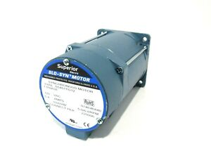 NEW SUPERIOR ELECTRIC SS451TG12 SYNCHRONOUS MOTOR