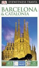 DK Eyewitness Travel Guide: Barcelona & Catalonia-ExLibrary