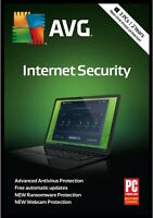 AVG Tuneup utilities+internet security 2020 - ✨Multi-DEVICES✨ - 2 YEAR'S -  ✔️