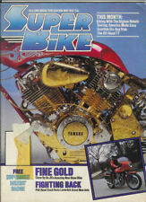 May Superbike Motorcycles Magazines