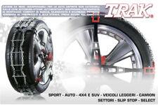 213 NEW CP CATENE NEVE TRAK AUTO MAGGI MISURA 205 55 R17 225 50 R17