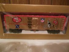 Mantua San Francisco 49ers Ho Train Car NFL