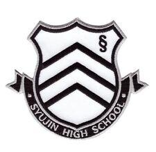 Persona Shujin High School Uniform Badge Cosplay Halloween Patch