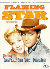 Flaming Star (DVD, 2006, Widescreen; Sensormatic)