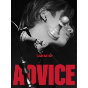 [US SHIPPING] SHINEE TAEMIN - [ADVICE] 3rd Mini Album CD+Poster+Photobook K-POP