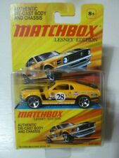 MATCHBOX LESNEY EDITION '70 FORD MUSTANG BOSS 302