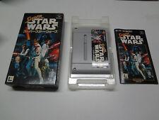 Super Star Wars Nintendo Super Famicom Japan