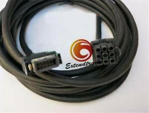NEW MITSUBISIH M70 Spindle Motor Encoder Feedback Cable CNP2E-1-5M