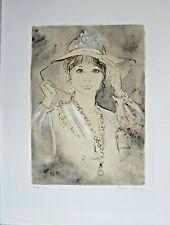 Bernard Charoy, Original Lithograph Ltd. Ed. S/N