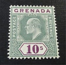 nystamps British Grenada Stamp # 67 Mint OG H $190