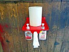 Centre feed towel dispenser blue roll dispenser
