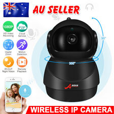 HD 1080P Wireless IP Security Camera Home CCTV System Network Night Vision WiFi