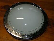 Modern silver chrome droplet round eyeball 3-way pendant light G10 LED  14253