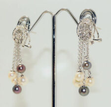 Freshwater 18k Fine Earrings