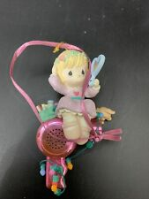 Precious Moments - Ornament - Pretty Up for the Holidays - 1995 - 125830