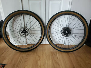 White Industries CLD DT Swiss Carbon Wheelset