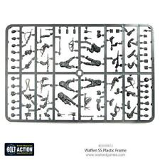 WAFFEN SS SPRUE  - GERMAN  BOLT ACTION - WARLORD GAMES - SENT FIRST CLASS