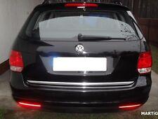 VW GOLF V 1K5, VI AJ5 Variant Kombi 07-13 Chrom-Zierleiste Heckleiste Tuning