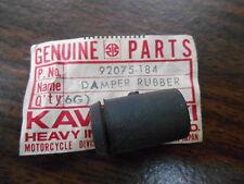 NOS Kawasaki OEM Side Cover Rubber Dumper 73-75 H1 1976 KH500 92075-184