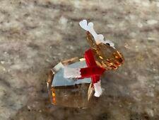 Swarovski Reindeer Mo Limited Edition 2014 Nib Never displayed #5059025