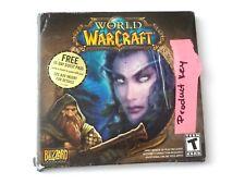 WoW: World of Warcraft Original Vanilla (Blizzard, 5-Disc Set)Ships in 12 hrs!!!