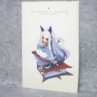 PHANTOM KINGDOM Makai Illustrator Booklet Art Material Illustration PS2 Book Ltd