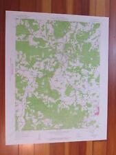 New listing Irondale Missouri 1959 Original Vintage Usgs Topo Map