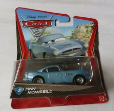 Disney-Pixar-Cars 2-Finn McMissile