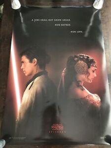 Star Wars Episode 2 Attack Of The Clones, Original Teaser Australian One Sheet