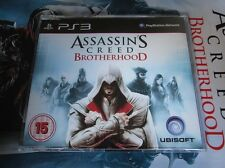 Assassins Creed Brotherhood Promo Game & Bag ~ PS3 (Full juego promocional)