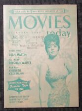 1962 Dec MOVIES TODAY Magazine FVF 7.0 Natalie Wood - Dean Martin