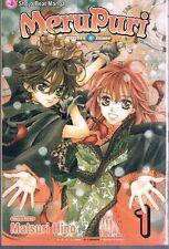 MeruPuri Marchen Prince Manga Vol 1 by Matsuri Hino TPB Shojo Beat Viz 2005