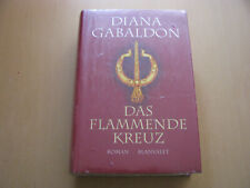 Diana Gabaldon Das flammende Kreuz 1277 Seiten Gebundene Ausgabe Neu & OVP