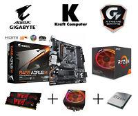 PC Bundle AMD Ryzen 7 2700X (8x4,3GHz) + Gigabyte B450 AORUS M + 32GB 3000MHz