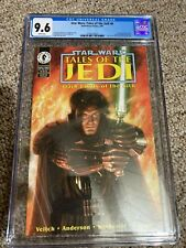 Star Wars:Tales of the Jedi - Dark Lords of the Sith #6 CGC 9.6