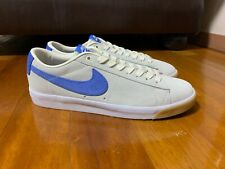 NIKE SB BLAZER LOW GT PACIFIC BLUE SHOES SIZE US9-13 DUNK AIR MAX FORCE 90 95 97