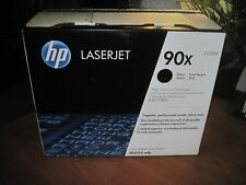 NEW! GENUINE HP 90X Black HIGH YIELD Toner Cartridge (HP CE390X) M4555 FREEship!