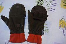 Mitaines / Moufles avec chaufferette incorporée