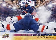 17/18 UPPER DECK UD CANVAS #C57 KEVIN HAYES RANGERS *43038