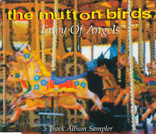 The Mutton Birds CD Envy Of Angels (Sampler) - Promo - England