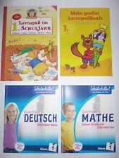 Schülerhilfe Lernbücher Lernbuch 1. Klasse Schuljahr Mathe Deutsch Lesen Rechnen