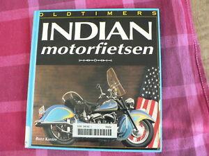 OLDTIMERS INDIAN MOTORFIETSEN BUZZ KANTER ARS SCRIBENDI 1994  BIKE MUNRO