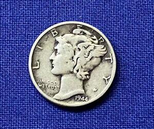 1944 P Mercury Dime!