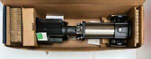 GRUNDFOS CR5-10A-FGJ-A-E-HQQE MULTISTAGE CENTRIFUGAL PUMP 3 kW 60 Hz NEW