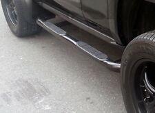 3'' Black Running Board Nerf Bar Side Step 07-13 Toyota tundra Crew Max