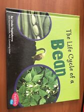The Life Cycle of a Bean (Plant Life Cycles)-ExLibrary