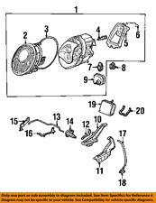 PORSCHE OEM 1996 911 Headlight Head Light Lamp-Control Module 99363109300