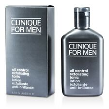 NEW Clinique Oil Control Exfoliating Tonic 6.7oz Mens Men's Skincare