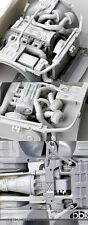 1/24 NISSAN RB26 ENGINE FULL KIT for R34 TAMIYA